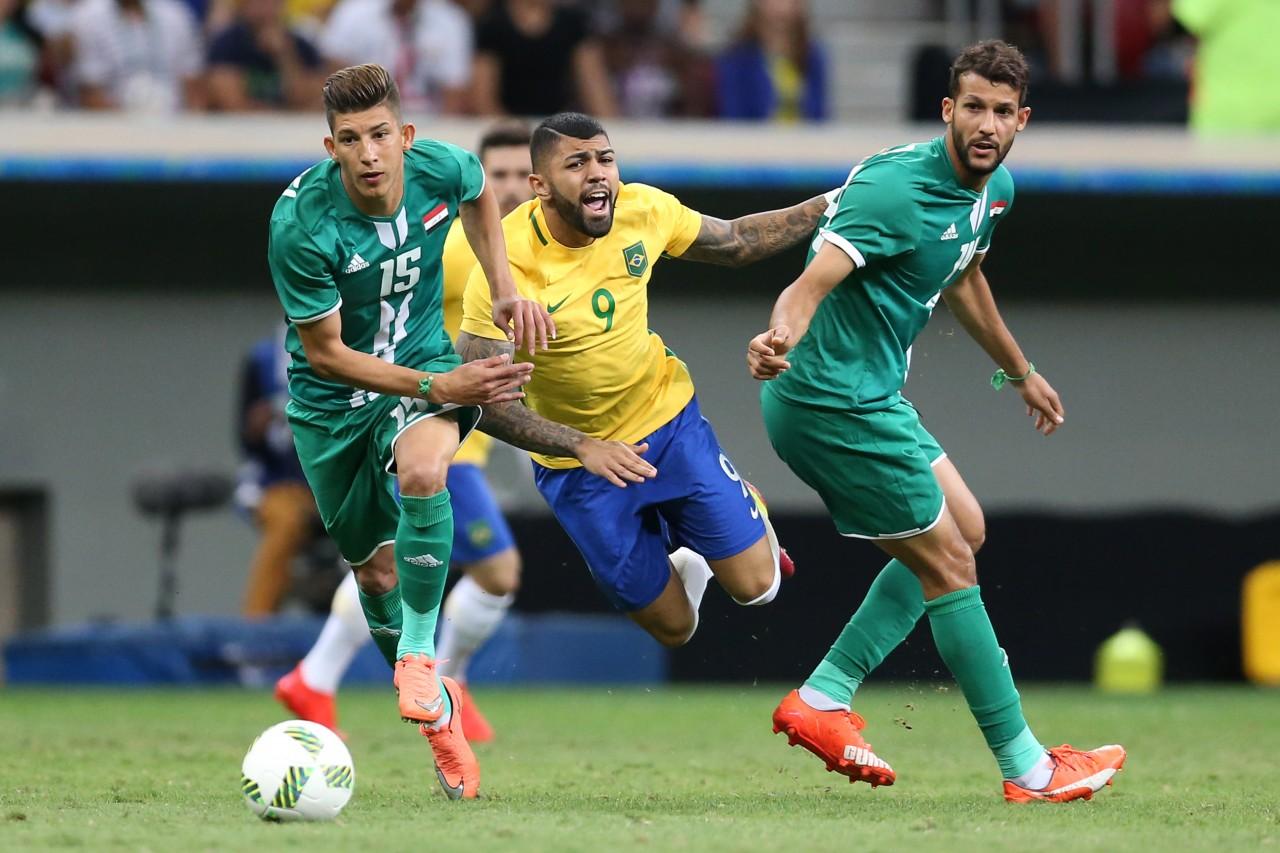42067dafb6 Futebol masculino brasileiro passa vergonha e chega ao segundo empate sem  gols nos Jogos do Rio
