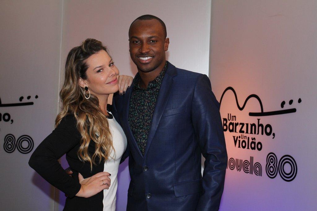 """Thiaguinho e Fernanda Souza se separam após oito anos juntos: """"Percebemos que virou uma linda amizade"""""""