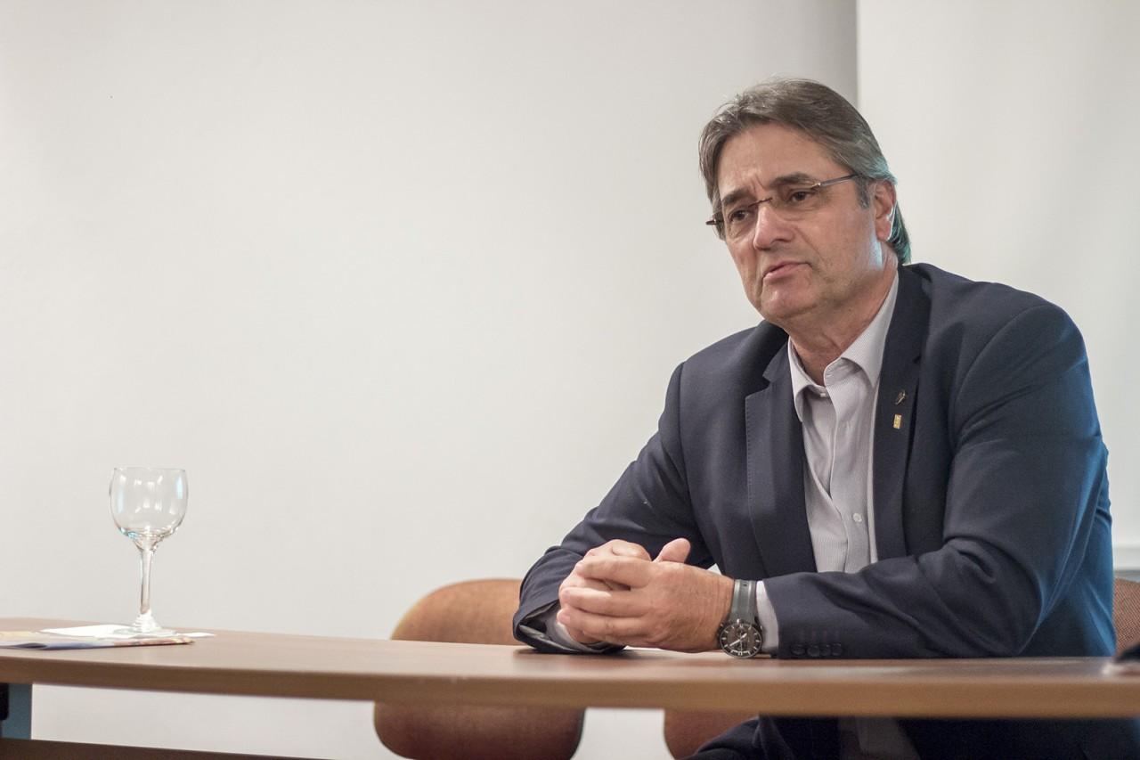 Gedeão Pereira é o vice-presidente da Farsul. Foto: José Florêncio / especial O Sul