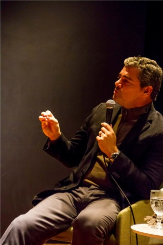 Troyjo, que participou de um painel na ocasião, é o atual diretor do BRICLab, na Universidade Columbia, em Nova York. (Foto: Pedro Antonio Heinrich/especial)