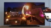 Com o Chromecast,  o aparelho ganha funções inteligentes para ver filmes e se conectar com o celular, usando apenas uma entrada HDMI. (Crédito: Reprodução)