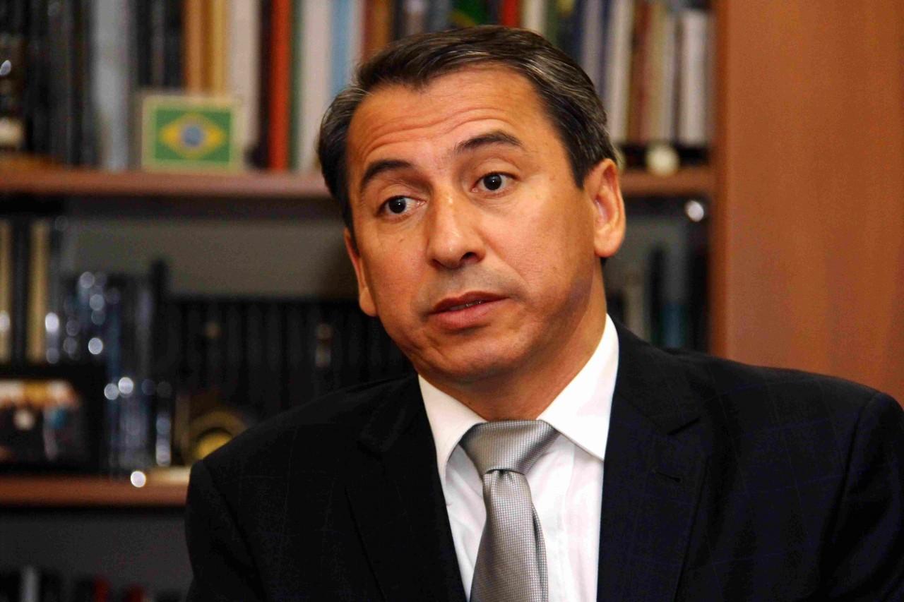O presidente da Famurs, Luciano Pinto (Foto: Banco de Dados)