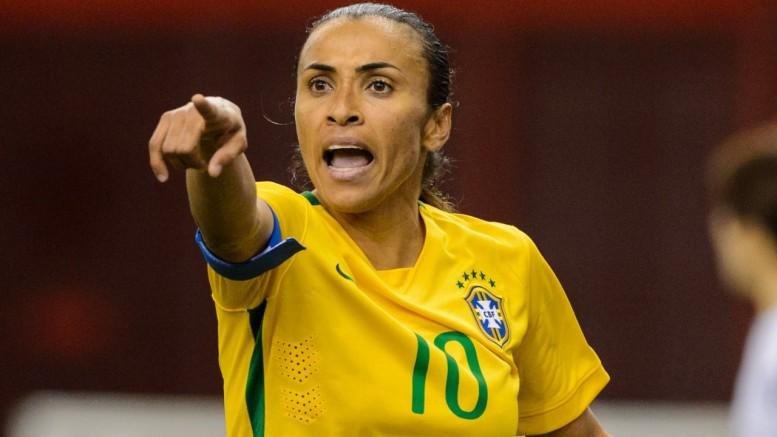 Seleção feminina de futebol estreia com foco no ouro olímpico ... 4c51ceef1fea0