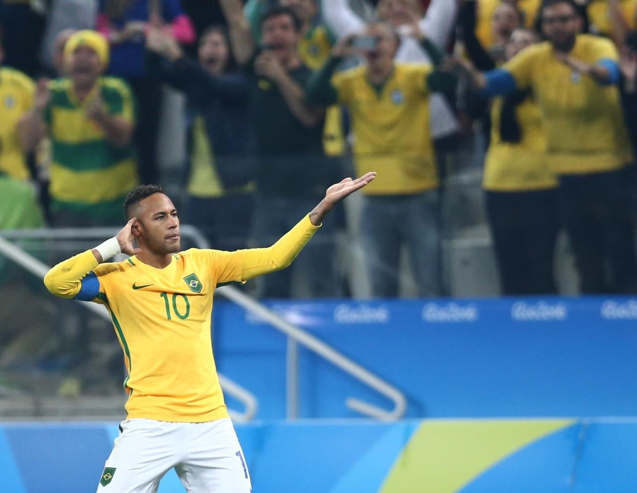 Brasil goleia Honduras e vai disputar o ouro contra a Alemanha na Olimpíada d7b1dc943f9b8
