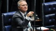 Presidente do Senado,  Renan Calheiros (PMDB-AL).  (foto: Edilson Rodrigues/ Agência Senado)