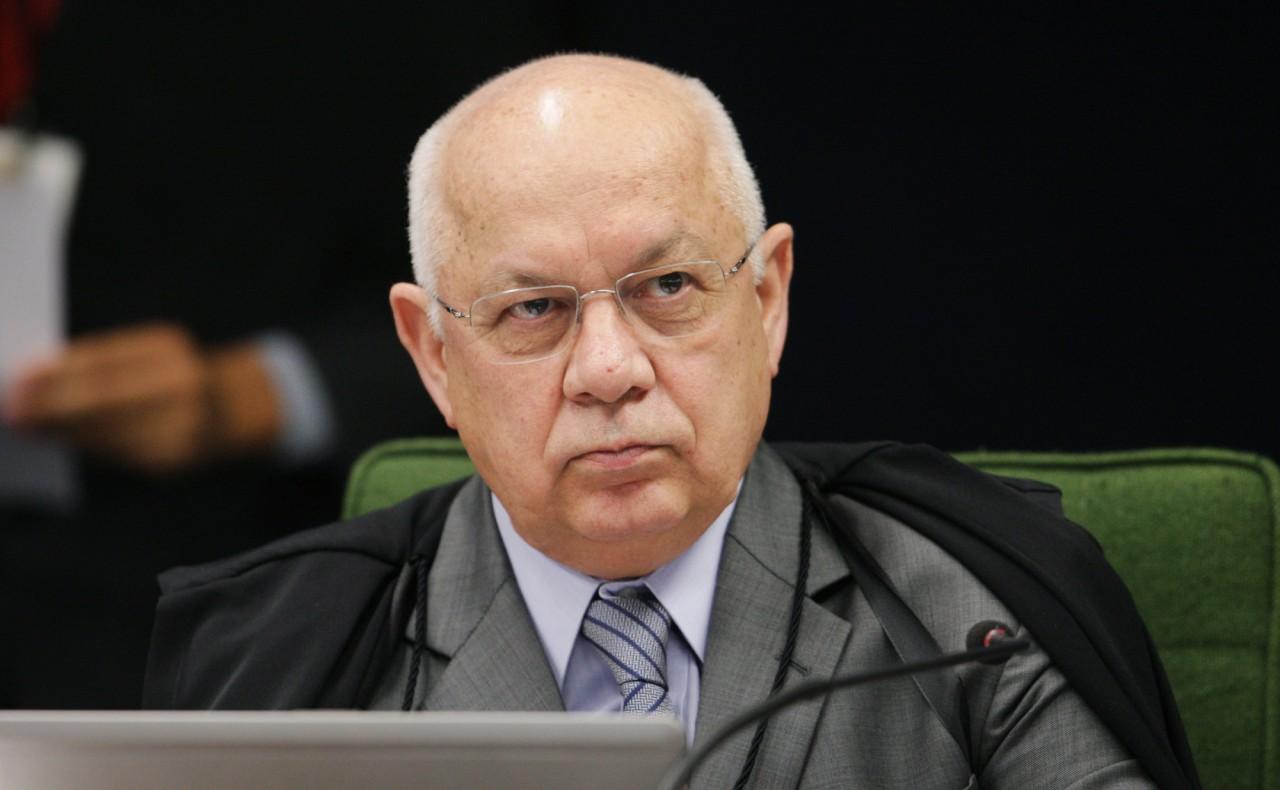 O ministro Teori Zavascki  morreu em um acidente aéreo no Rio de Janeiro  (Foto: Nelson Jr/STF)