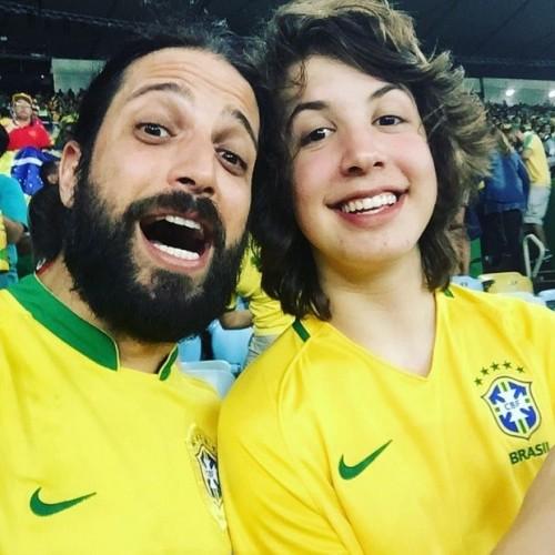 El hijo brasileño de Mick Jagger
