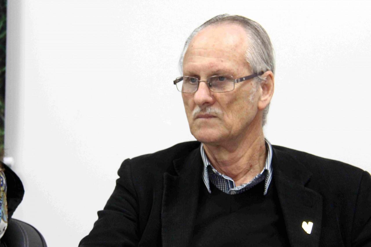 Vergílio Périus, presidente do Sistema Ocergs/Sescoop-RS.