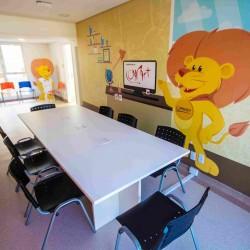 Porto Alegre 2016 -  Inauguração da nova sede do Instituto de Câncer Infantil . .-  FOTO - Jackson Ciceri
