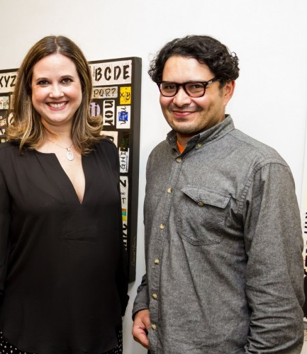 Jussara Pinto Moura e Jayme Moura