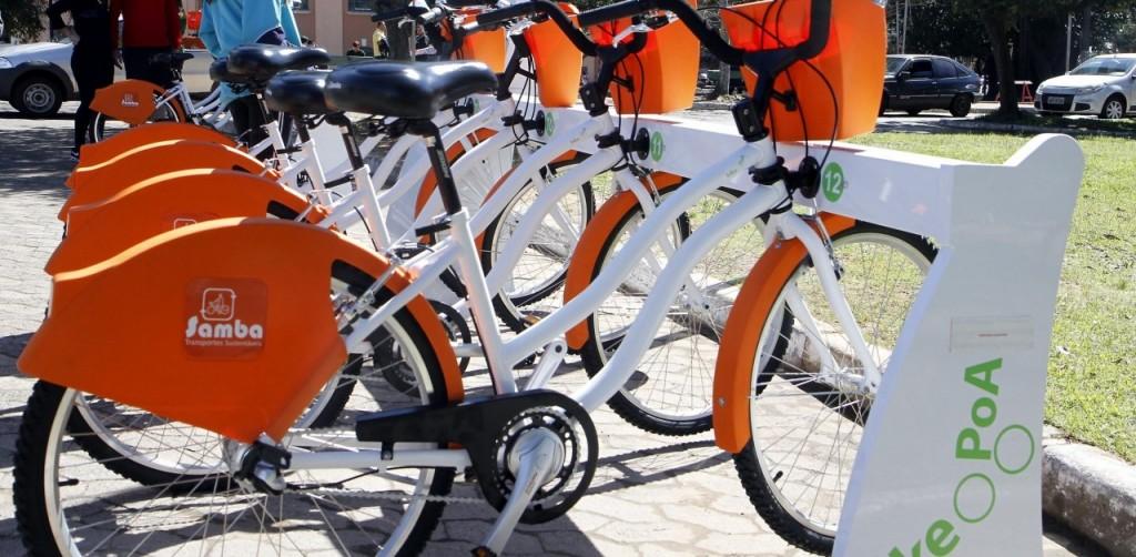 A medida garante internet livre para os usuários empregarem o aplicativo do BikePoa em seus smartphones. (Foto: Divulgação)