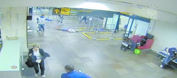 Marlon Roldão Soares, de 18 anos, foi assassinado dentro do aeroporto. (Foto: Polícia Civil/Reprodução)