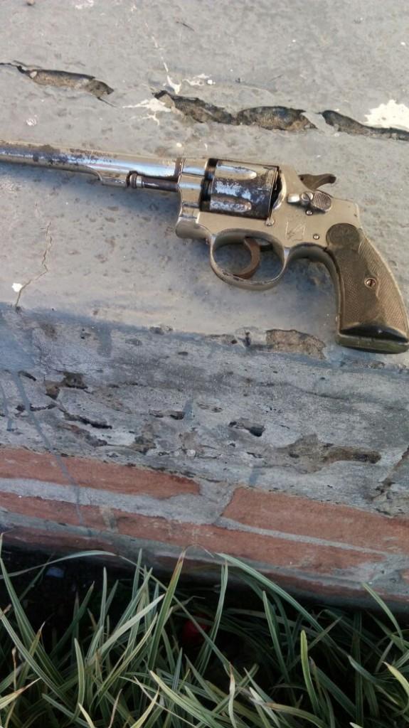 Três bandidos morrem após confronto com policiais militares durante assalto em Alvorada. (Foto: Brigada Militar/Divulgação)