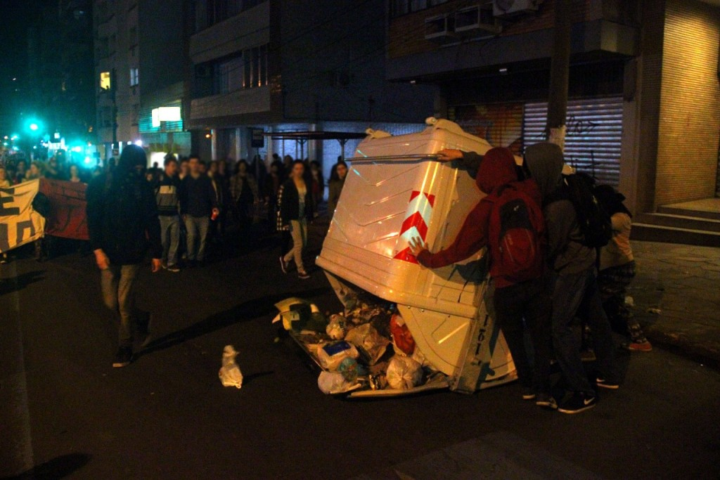 Prejuízo aos cofres municipais com depredação supera R$ 65 mil (foto: PMPA/divulgação)