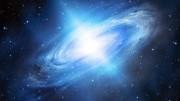 De fato, a galáxia é uma gigante espiral (Foto: Reuters)