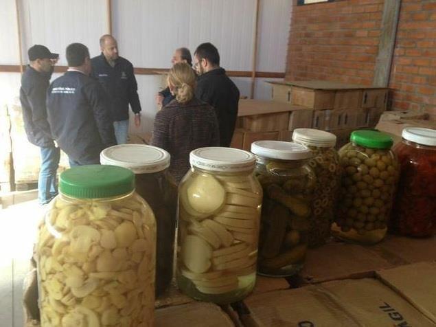 Produto causa riscos à saúde humana (Foto: Marjuliê Martini/MP/Divulgação)