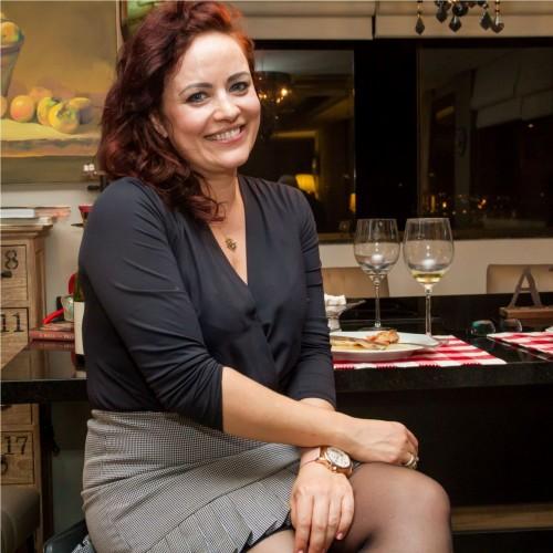 A advogada e blogueuse Mirele Alves Braz. (Foto: Pedro Antonio Heinrich/especial)