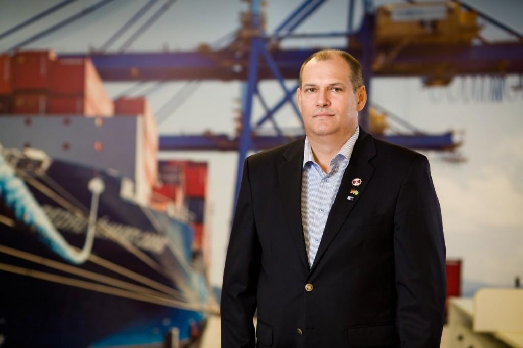 Rene Wlach, vice presidente da Camara Brasil Alemanha no Rio Grande do Sul e diretor comercial da Tecon Rio Grande.