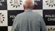 Lotario Leopoldo Seevald foi autuado em flagrante por crimes contra as relações de consumo (Foto: Polícia Civil/Divulgação)