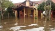 Pantano Grande, São Sebastião do Caí, Bom Princípio e Montenegro decretaram situação de emergência (foto: Defesa Civil/divulgação)