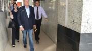 Ex-ministro do governo Lula prestou depoimento ao magistrado nesta sexta. (foto: Agência Brasil)