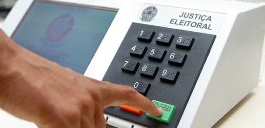 Para  assegurar o sigilo do voto, é proibido levar à cabine de votação aparelho celular, máquina fotográfica e filmadora. (Foto: Reprodução)