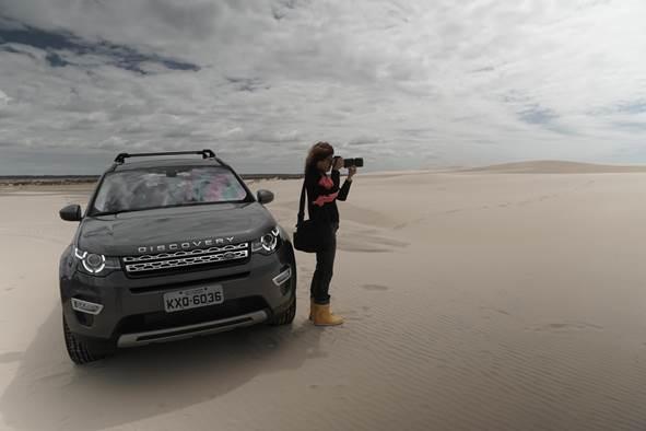Fotógrafa compartilhará personagens, paisagens e histórias (Foto: Divulgação)