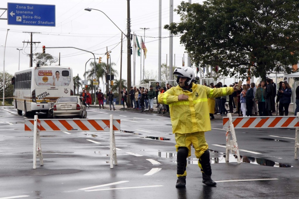 Foi a maior diminuição em acidentes de trânsito dos últimos cinco anos. (Foto:  Ivo Gonçalves/PMPA)