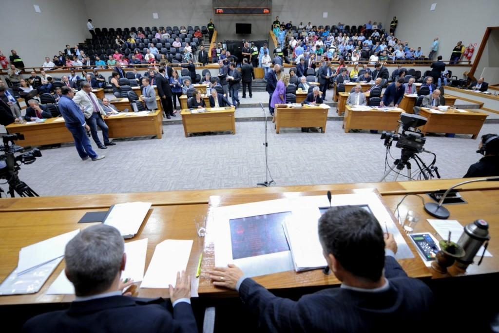 Depois de aprovado, projeto segue para CCJ e após para sanção ou veto do prefeito (Foto: Josiele Silva/CMPA)