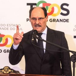 Governador José Ivo Sartori (Foto: Jackson Ciceri/O Sul)