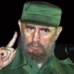Fidel Castro morreu aos 90 anos em Cuba (Foto: AP)
