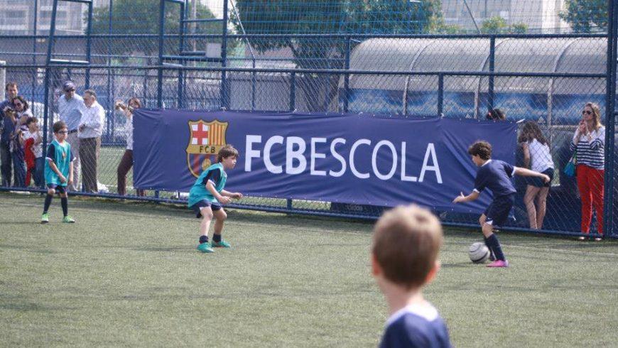Escola de futebol do FC Barcelona abre vagas para brasileiros ... 9511a46af673d