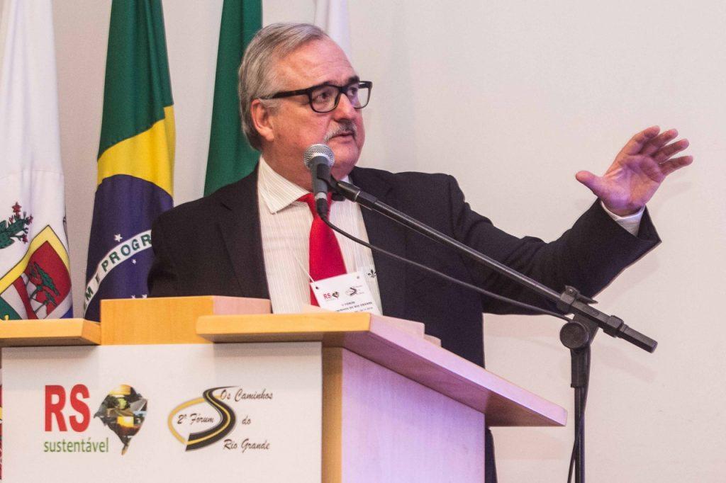 Secretário dos Transportes, Pedro Westphalen. Foto: Jackson Ciceri - O SUL