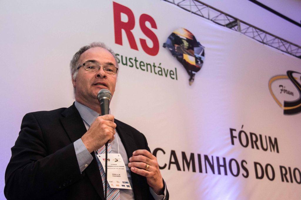Pedro Henrique de Figueiredo, conselheiro do TCE. Foto: Jackson Ciceri/ O SUL