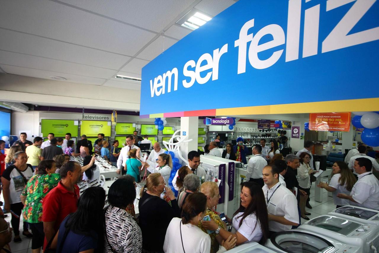 Uniart Artesanato Ribeirão Preto ~ Magazine Luiza inaugura mais uma unidade na zona sul de
