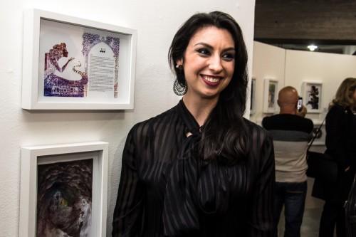 Karen Andriolo Basso. (Foto: Jackson Ciceri/O Sul)