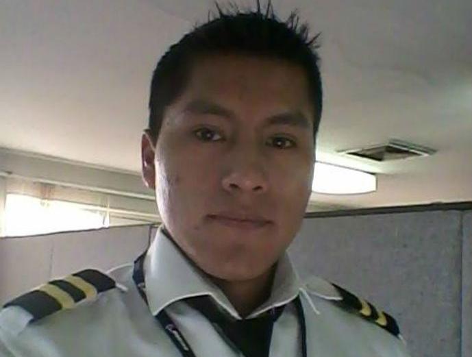 Erwin Tumiri é um dos cinco sobreviventes do acidente no voo da Chapecoense (Foto: Arquivo pessoal)