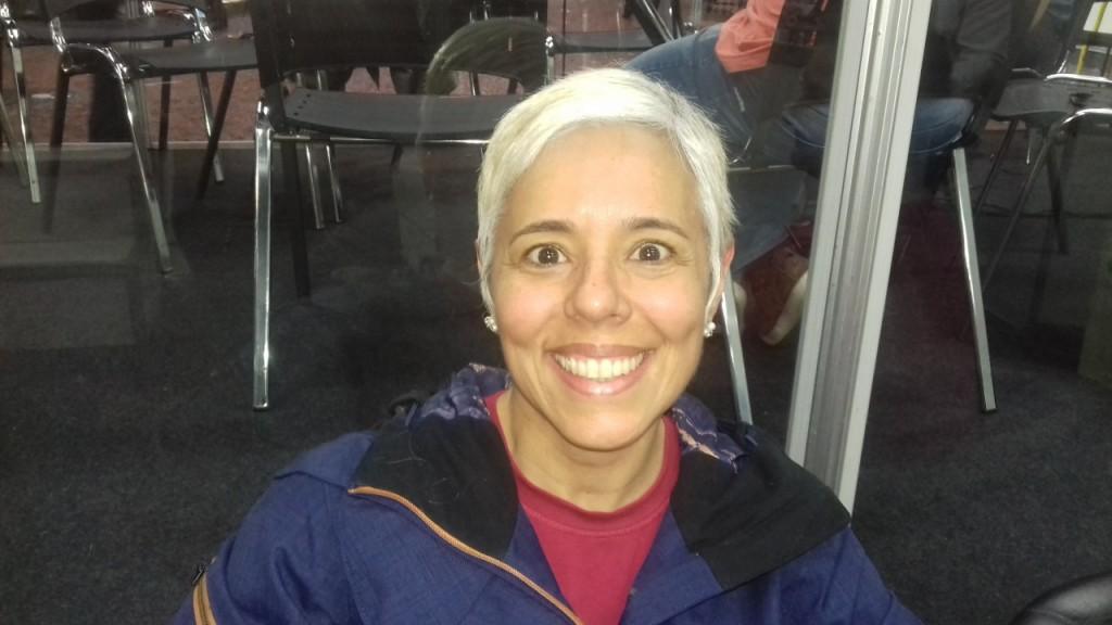 Autora Cláudia Presser  Sepé vai autografar seu livro no domingo, às 19h. (foto: divulgação)