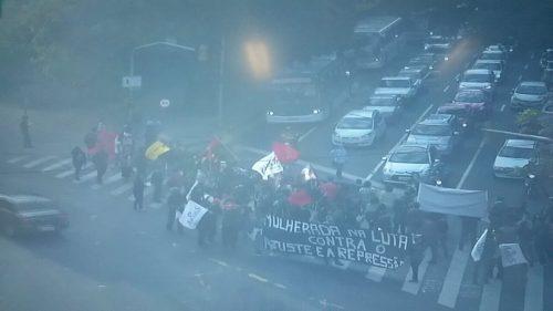 Cruzamento da avenida Paulo Gama com a Osvaldo Aranha (Foto: EPTC/Divulgação)