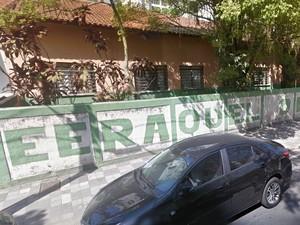 Caso ocorreu em escola paulista (Foto: Reprodução)