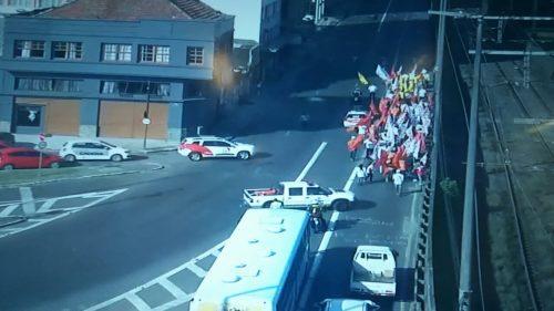 Avenida Mauá (Foto: EPTC/Divulgação)
