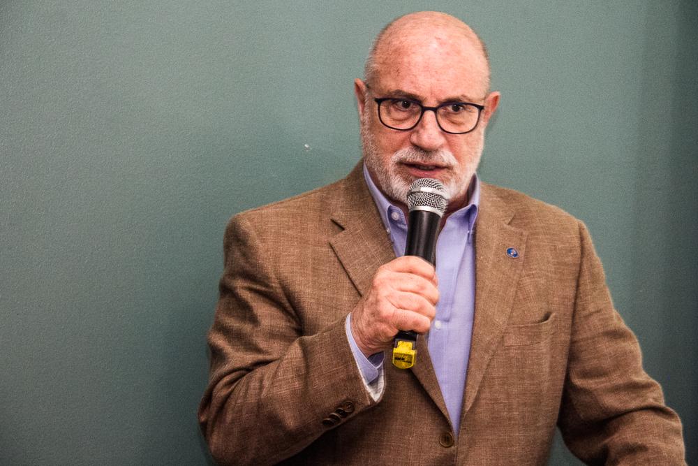 Paulo Afonso Pereira , presidente da entidade. Foto: Jackson Ciceri/O SUL.