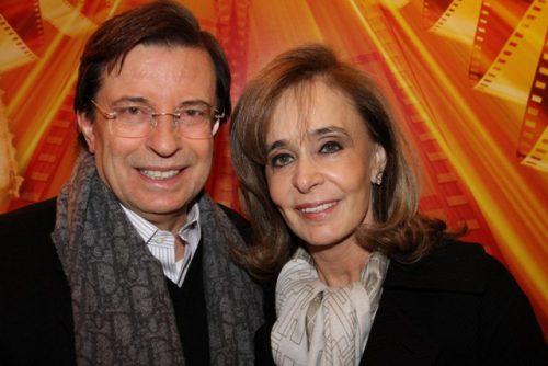 Neusa e Luís Carlos Silveira: reconhecimento merecido. (Foto: Reprodução.)