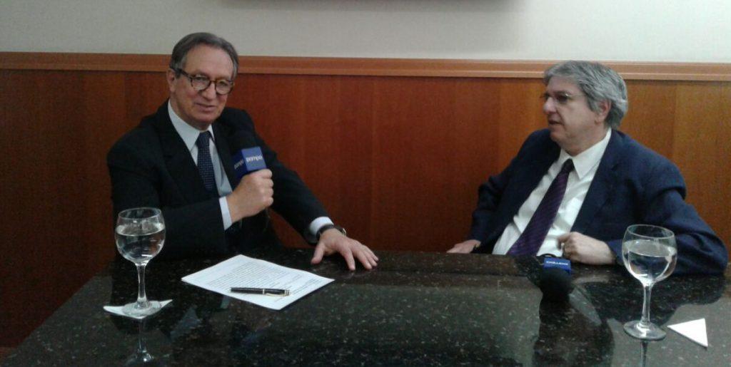 Paulo Sérgio Pinto e Luiz Felipe Difini
