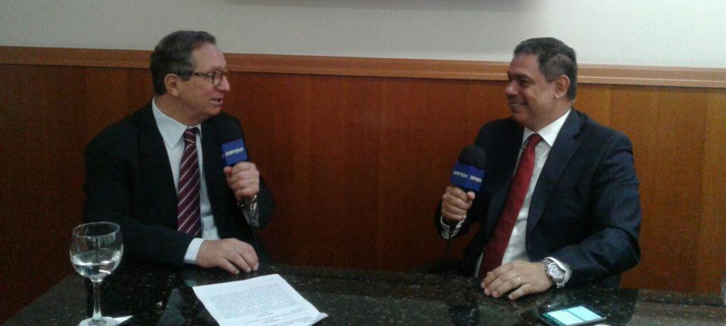 Paulo Sérgio Pinto e Marcelo Dornelles
