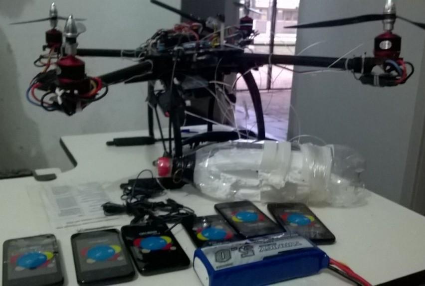 Controlador do equipamento não foi identificado (Foto: BM/Divulgação)