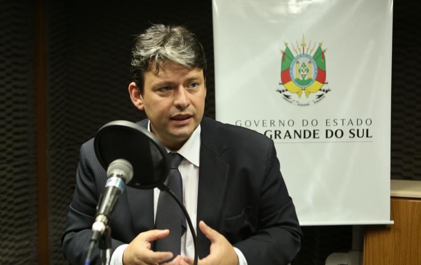 Edu Oliveira foi secretário de de Modernização Administrativa e Recursos Humanos no governo Sartori. (Foto: Reprodução)