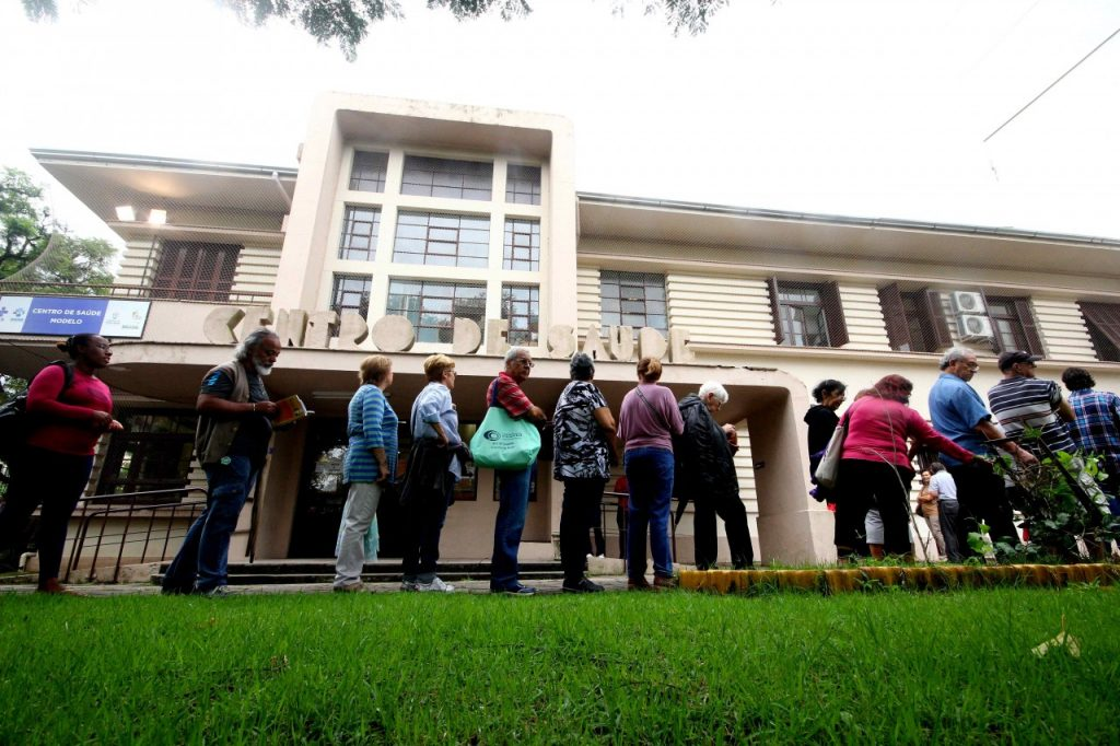Unidade fica localizada na rua Jerônimo de Ornellas, 55, bairro Santana, em Porto Alegre. (Foto: Jackson Ciceri/ O Sul)