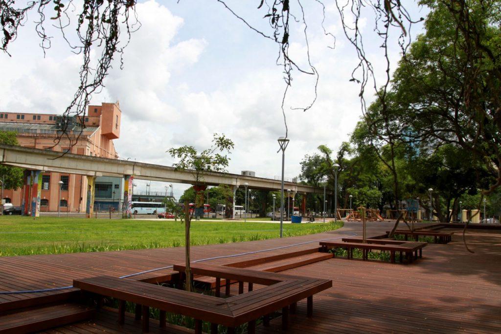 A área recebeu investimento total de R$ 1,8 milhão (Foto: Brayan Martins/PMPA)
