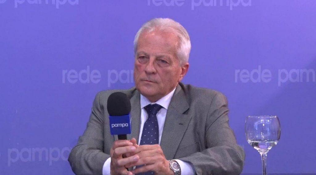 José Paulo Cairoli, vice-governador do RS. F oto Banco de Dados/O SUL